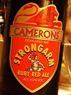Camerons, Strongarm, England