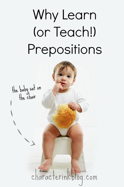 Why Learn (or Teach!) Prepositions
