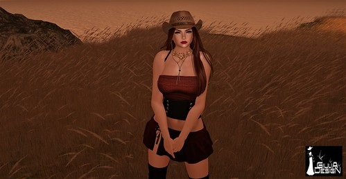 Romance with a cowgirl