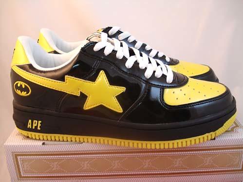 batman bape shoes d  cf21268af