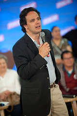 CRP Chairman Tom Del Beccaro in Sacramento