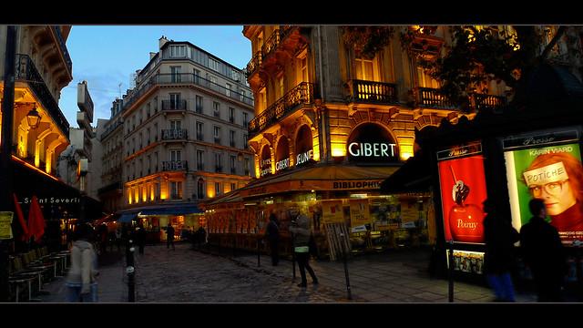 Rue de la harpe paris la rue de la harpe est situ e for Carrelage du sud boulevard saint germain