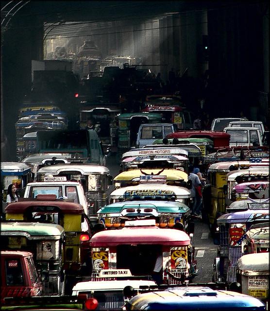 jeepney to jeepney
