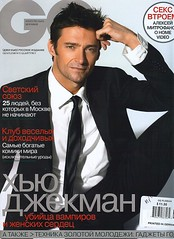 hugh jackman - russian gq01