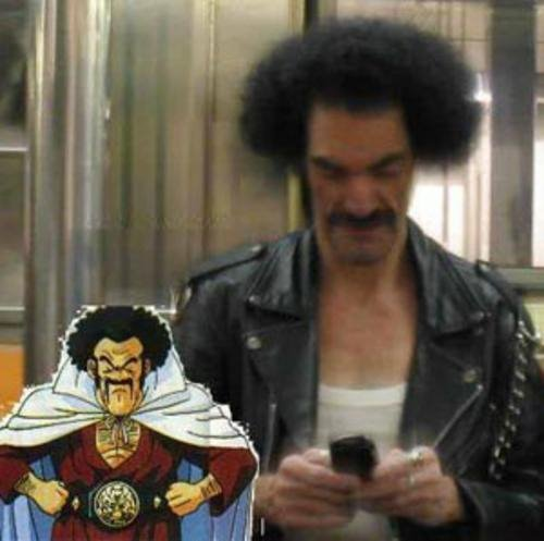 Dragon Ball: Mr. Satan - Picture Colection