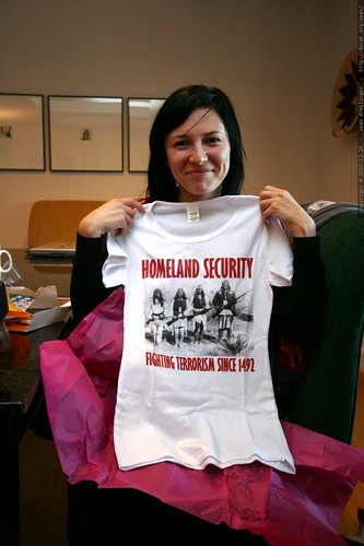 auntie megan supports homeland security, navajo style    MG 7673