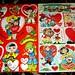 Vintage Valentine Book 1 Spread by ggmossgirl