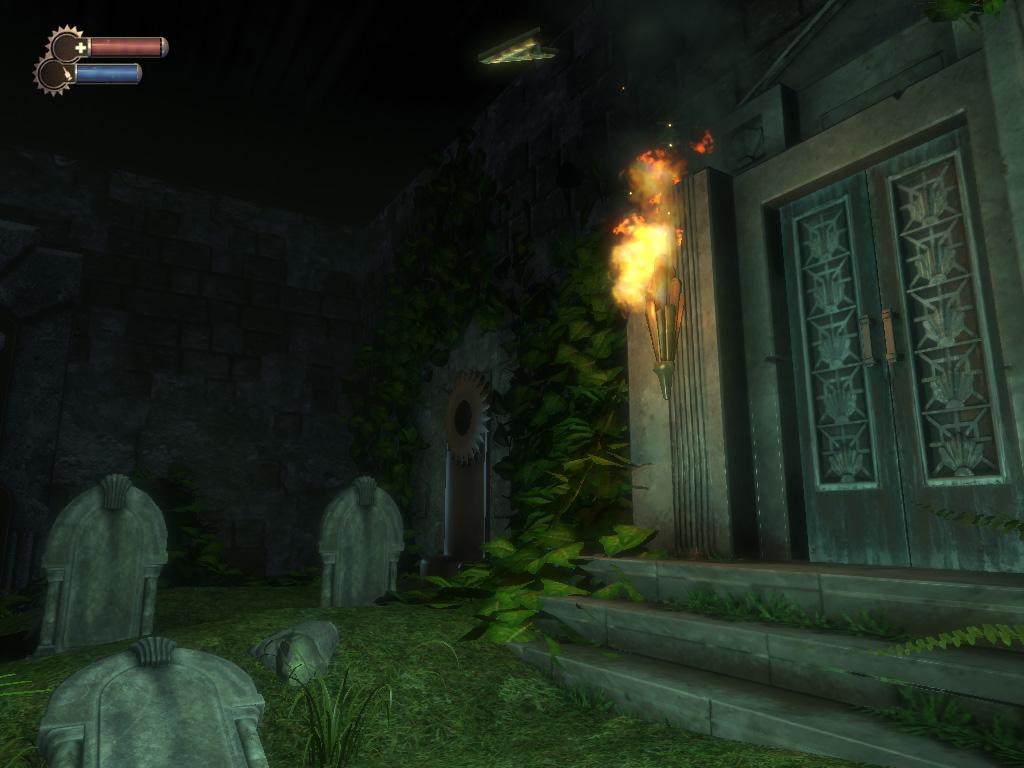 arcadia graveyard