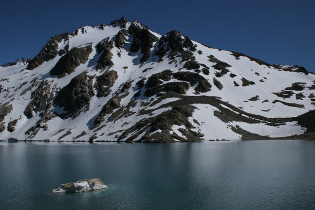 Laguna de Los Tres - Fitz Roy - El Chalten - Patagonia - Argentina