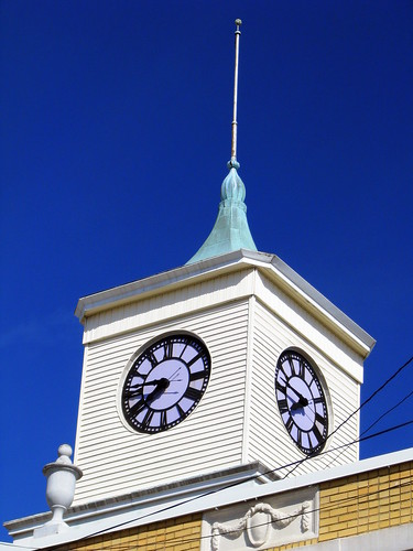 Jackson Co. Courthouse Clock Tower