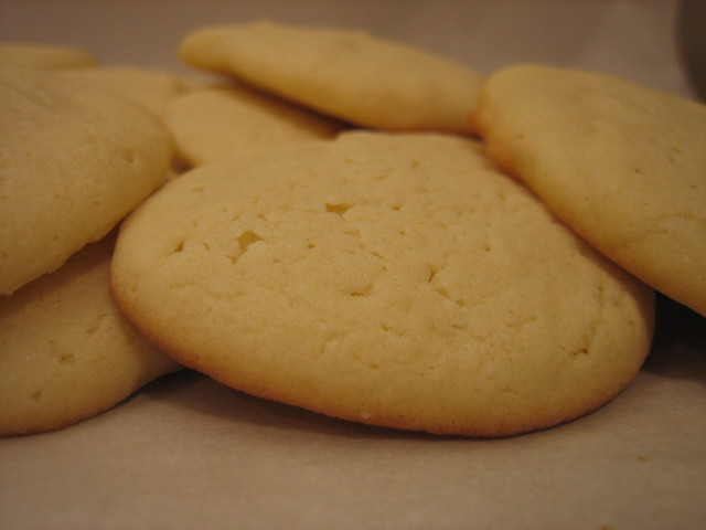 Cream Cheese Sugar Cookies | Flickr - Photo Sharing!
