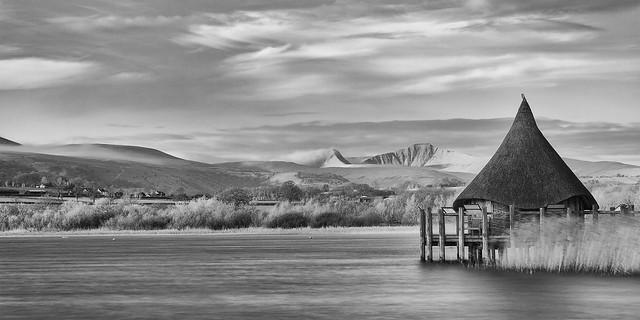 Llangorse, Powys.