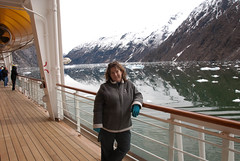 Me, deck 4, and a mountain!