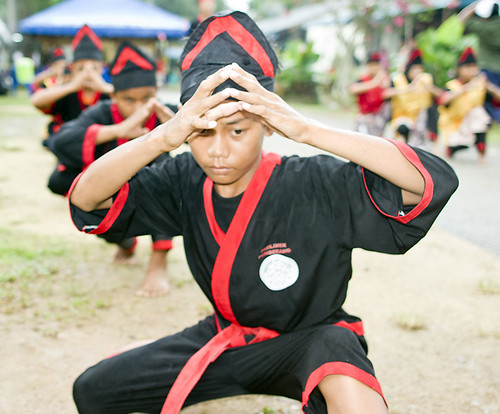 Silat - A Malay Martial Arts