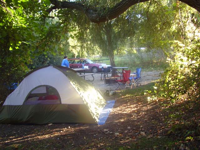 camping at rondeau provincial park flickr photo sharing. Black Bedroom Furniture Sets. Home Design Ideas