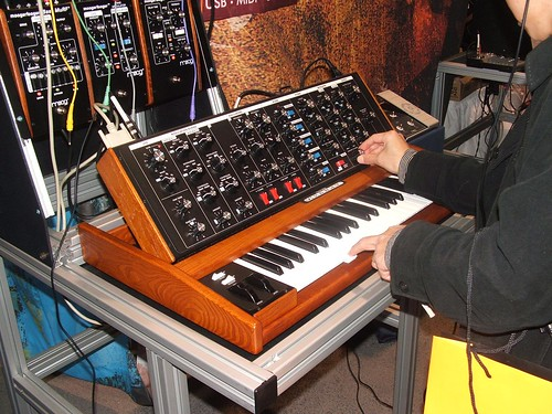 New Moog Synth by Synthesizers