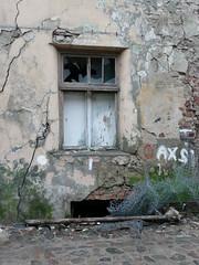 Derelict building, Mazā Peitavas iela, Rīga