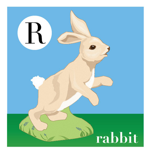R Is For Rabbit R is for Rabbit | Flic...