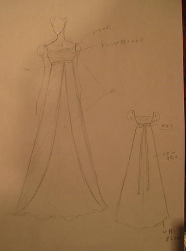 designer final sketch