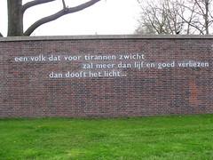 Amsterdam Weteringscircuit Monument 40-45