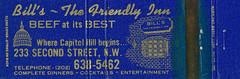 Bill's The Friendly Inn