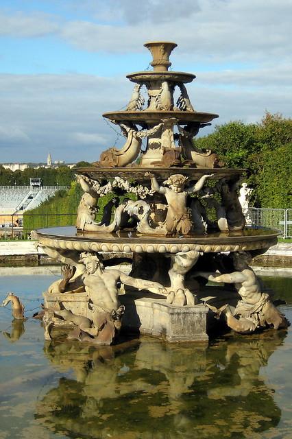 Versailles jardins du ch teau de versailles fontaine d for Jardin chateau de versailles