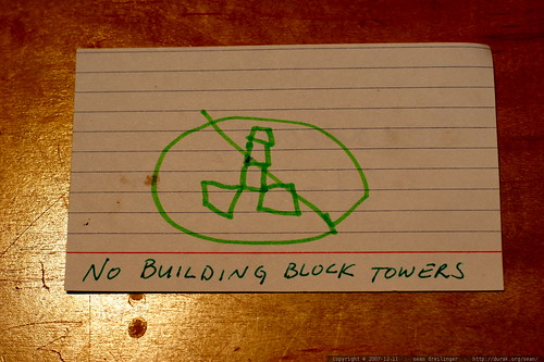 no building block towers (the rules, according to nick) – _MG_6877