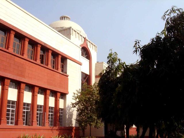 Delhi Landmark - Sapru House
