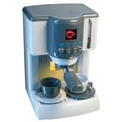 espresso(0.0), mixer(0.0), food processor(0.0), coffee(0.0), drink(0.0), drip coffee maker(1.0), coffeemaker(1.0), cup(1.0), espresso machine(1.0), small appliance(1.0),