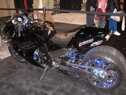 Kawasaki ZX14 Custom