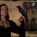 Witch With Raven & More ... by Chris_ti_ane