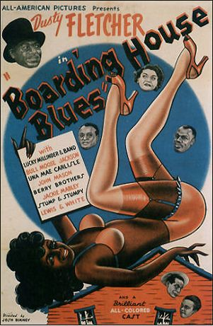Boarding House Blues movie