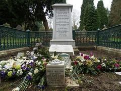 Emily Wilding Davison's family Grave