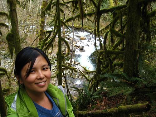 wallace lakes, hiking, stream, trees, rocks… IMG_1132