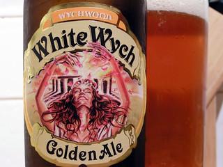 Wychwood, White Wych, England