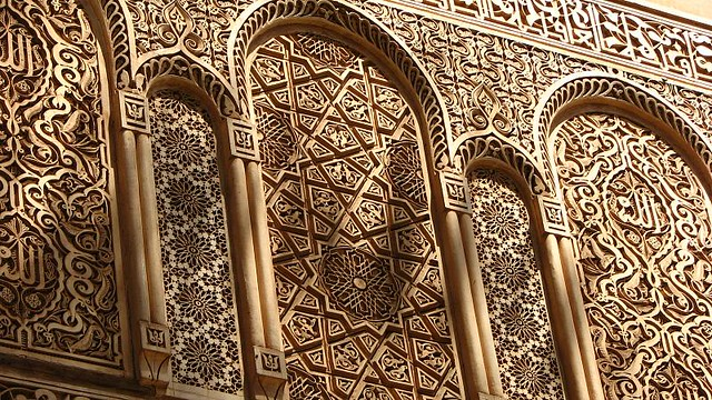 Saadian tombs - Flickr CC reibai
