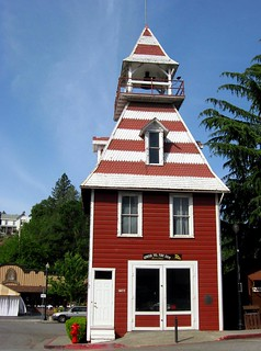 Auburn Firehouse 1851 Gold Country