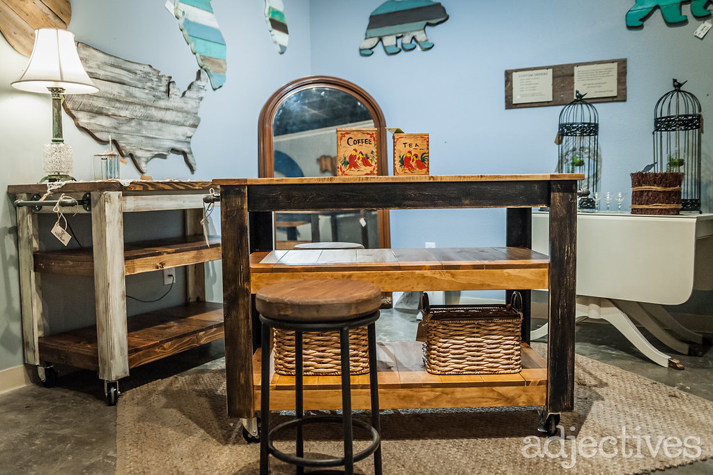 Adjectives Featured Finds in Altamonte by Reclaimed Forest, The Front Porch and Gloria Marwick