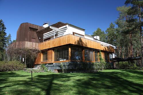Ouno design aalto s villa mairea in finland - Villa mairea alvar aalto ...