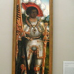 NYC - Metropolitan Museum of Art - Saint Maurice