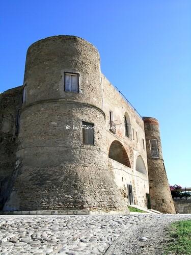 Bernalda (MT), 2004, Il castello.