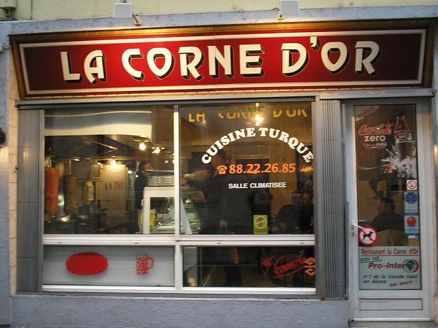 Restaurant La Corne D Auroch St Etienne