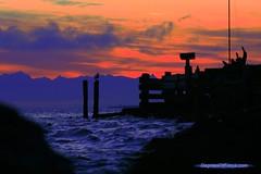 styles d'image photo paysage coucher de soleil