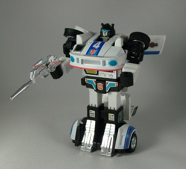 how to tell if a transformer is a reissue