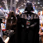 Vader taking the Oath of Empire