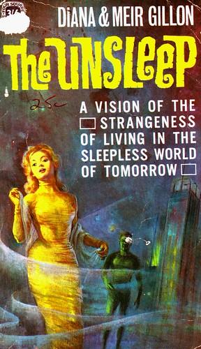 'The Unsleep' - Diana and Meir Gillon