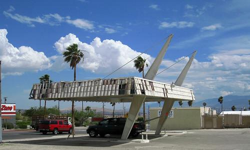 Palm Drive & Estrella gas station