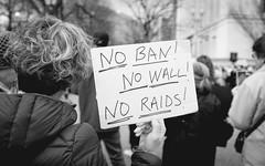 No Ban - No Wall - No Raids