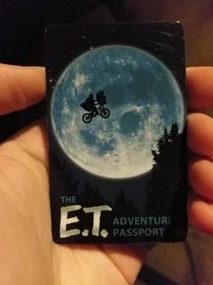 Image of E.T. Adventure. disneyworld florida amusementpark ride