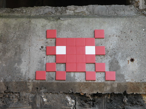 Space Invader PA_830 : Paris 20eme (deleted)